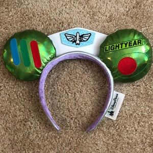 Buzz Lightyear Mickey Ears